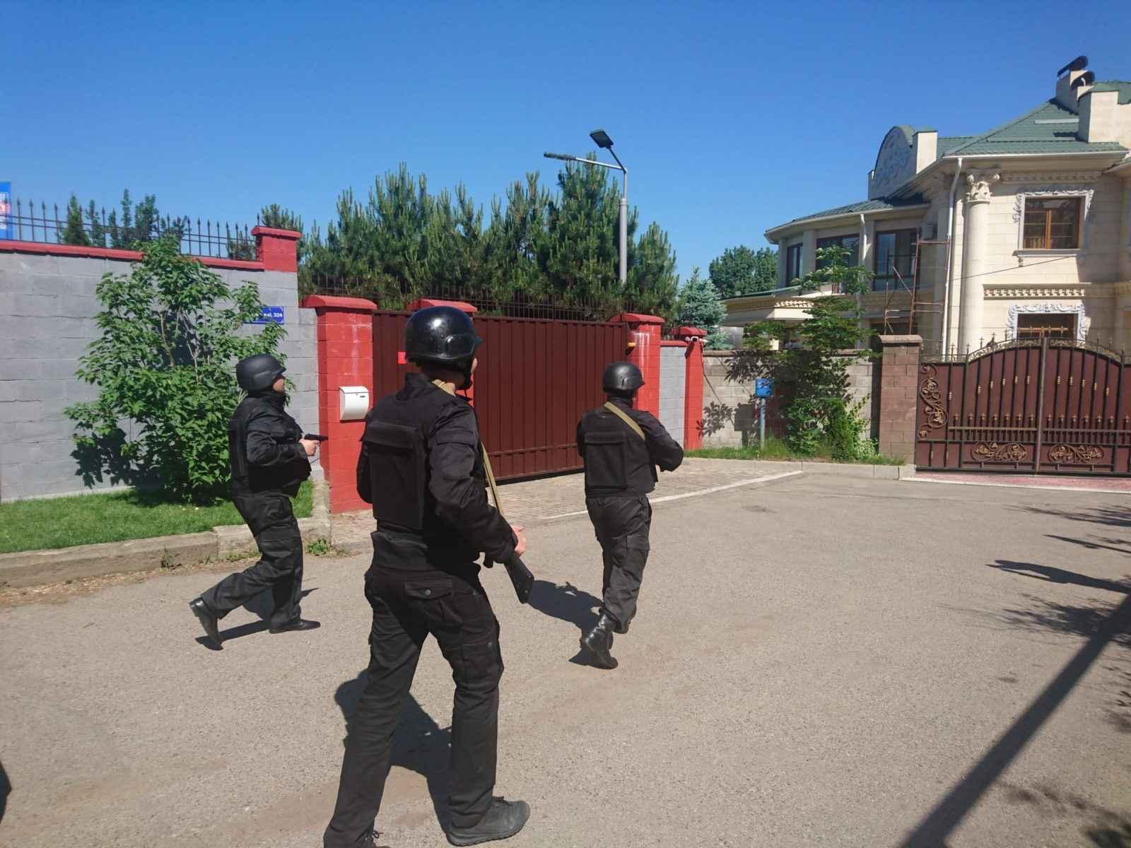 Охранная сигнализация в Алматы