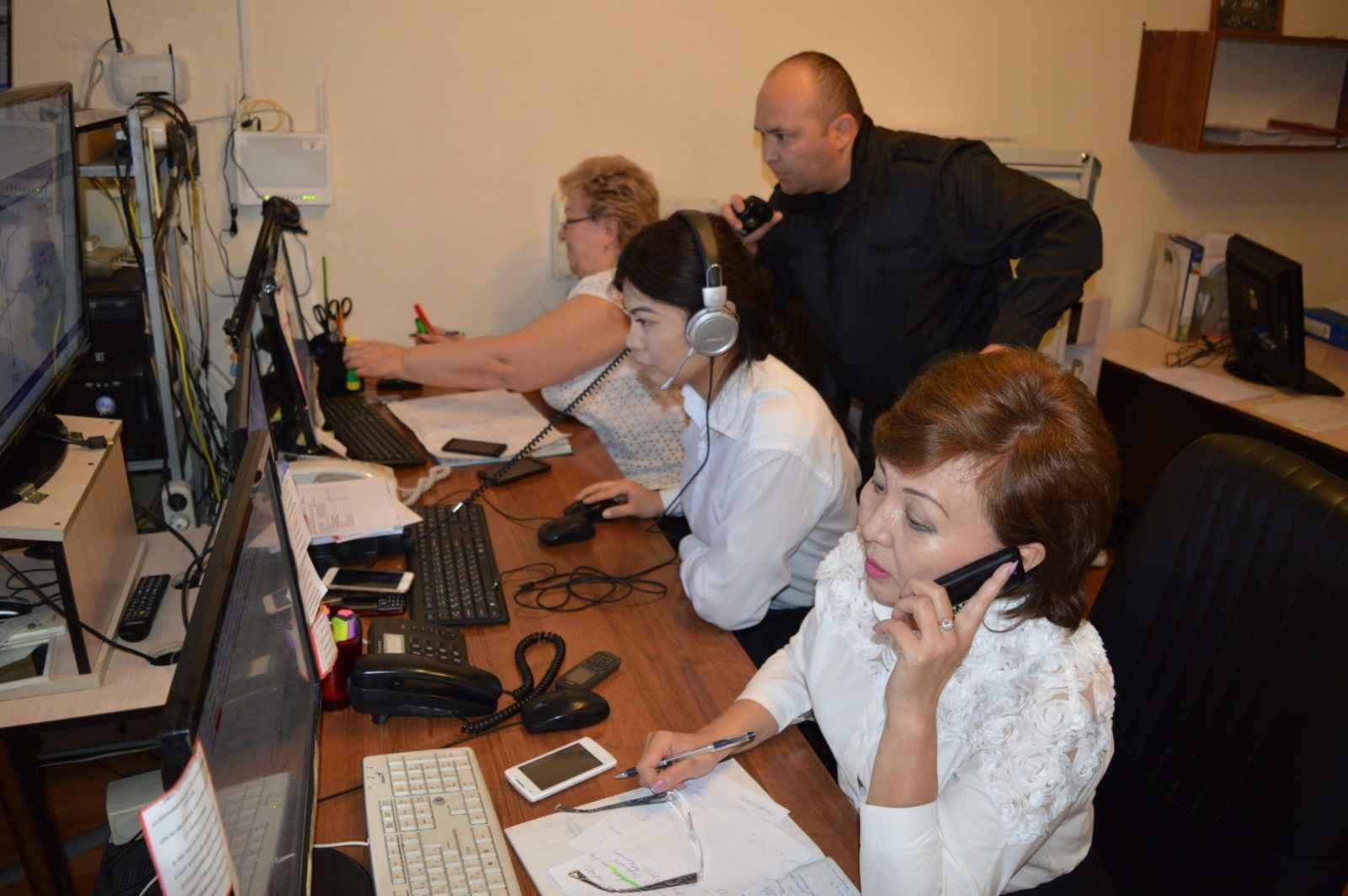 Пульт охраны в Алматы