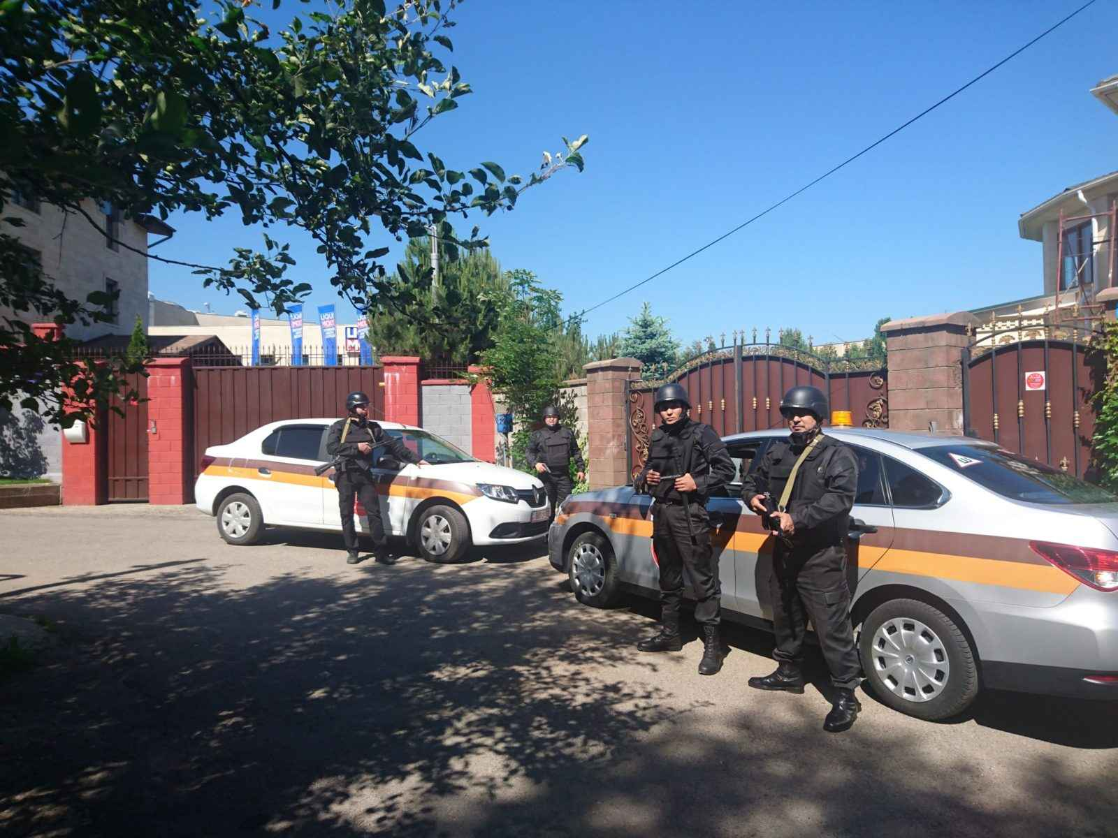 Охрана дома в Алматы