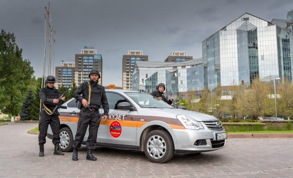 Охрана квартиры Алматы